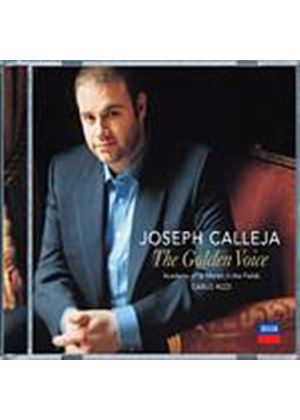 Joseph Calleja - The Golden Voice (Music CD)