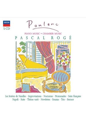 Poulenc: Solo Piano and Chamber Works