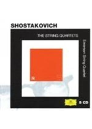 Shostakovich: (The) String Quartets
