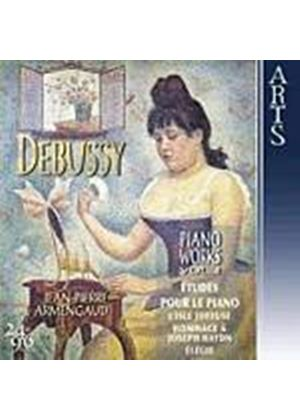 Claude Debussy - Piano Works Vol. 4 (Armengaud) (Music CD)
