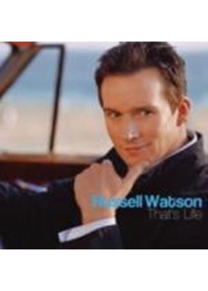 Russell Watson - Thats Life (Music CD)