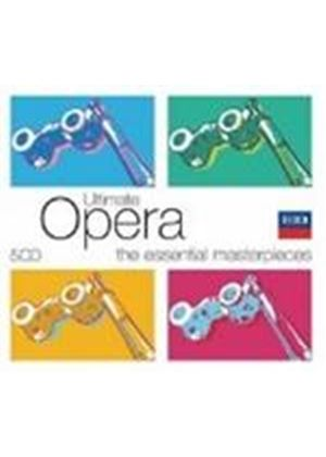 Various Artists - ULTIMATE OPERA 5CD