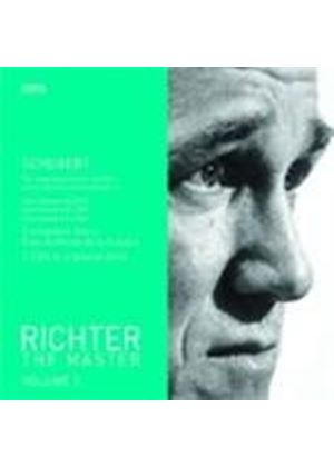 Franz Schubert - Richter - The Master Vol. 5 (Music CD)