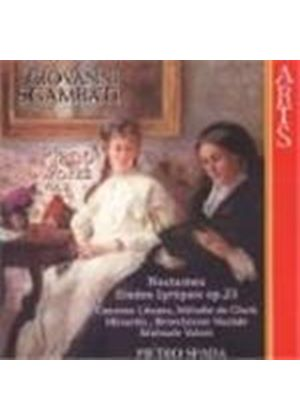 Sgambati - Complete Piano Works, Vol 2