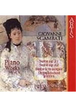 Sgambati: Complete Piano Works, Vol 3