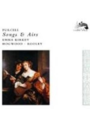 Henry Purcell - Songs And Arias (Kirkby) (Music CD)