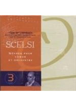 Scelsi: Choral and Orchestral Works