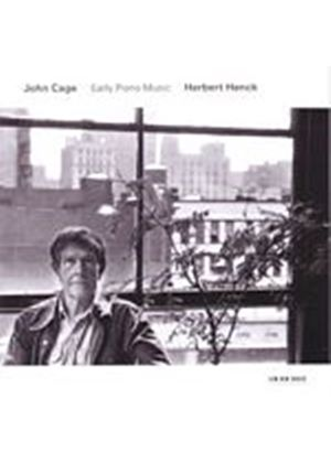 John Cage - Early Piano Music (Henck) (Music CD)