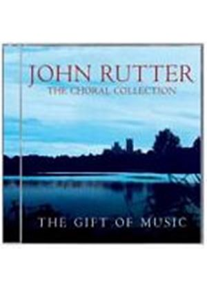 John Rutter - The Gift Of Music (Music CD)