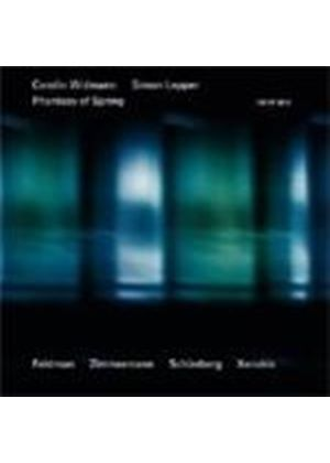 Feldman, Zimmerman, Schoenberg, Xenakis (Music CD)
