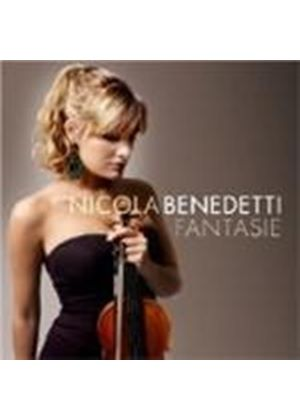 Nicola Benedetti - Fantasie (Music CD)