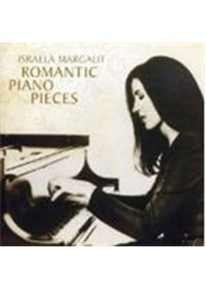 Israela Margalit - Romantic Piano Pieces (Music CD)