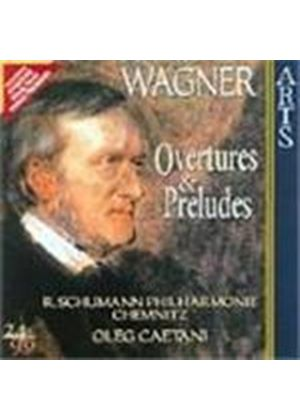 Wagner: Overture and Preludes