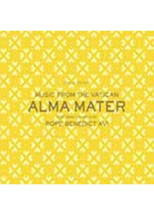 Music From The Vatican - Alma Mater Featuring the Voice of Pope Benedict XVI (Deluxe CD & DVD Edition) (Music CD)