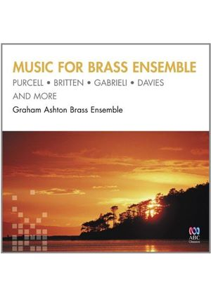 Music for Brass Ensemble (Music CD)