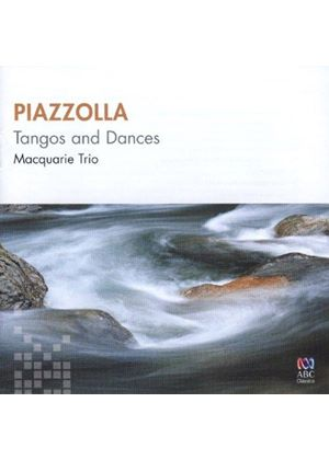 Piazzolla: Tangos and Dances (Music CD)