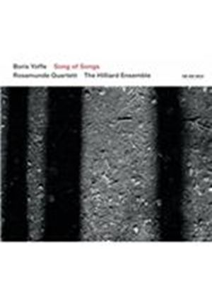 Boris Yoffe: Song of Songs (Music CD)