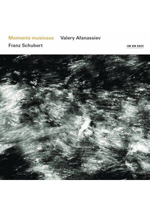Schubert: Moments Musicaux (Music CD)