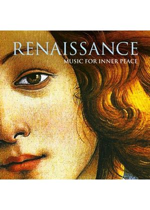 Sixteen (The) - Renaissance (Music for Inner Peace) (Music CD)