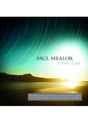 Paul Mealor - A Tender Light (Music CD)