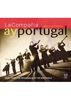 Ay Portugal (Music CD)