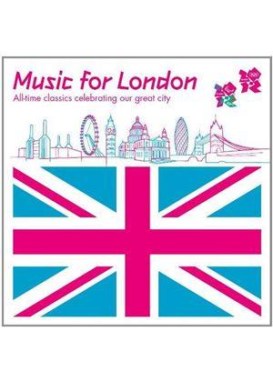 Various Artists - Music for London (Music CD)