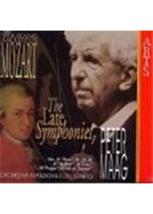 Mozart:  (The) Late Symphonies