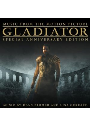 Original Soundtrack - Gladiator (Zimmer, Gerrard) [Special Anniversary Edition] (Music CD)