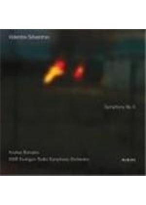 Valentin Silvestrov - Symphony No. 6 (Borekyo, SWR Stuttgart Radio SO) (Music CD)