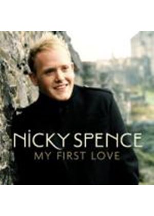 Nicky Spence - My First Love (Music CD)