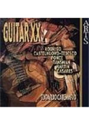 Guitar XX (guitar music of the 20th century)