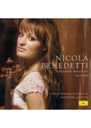 Nicola Benedetti - Vaughan-Williams and Tavener (Music CD)