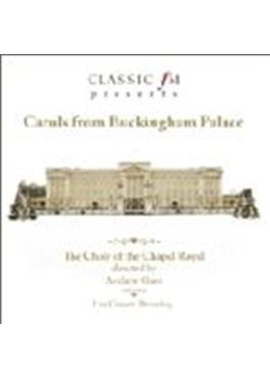 Various Artists - Classic FM Carols From Buckingham Palace (Music CD)