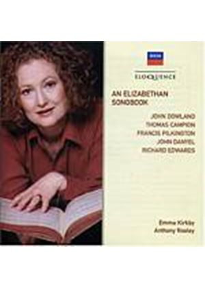 Emma Kirkby - An Elizabethan Songbook (Music CD)