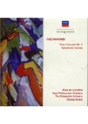 Rachmaninov: Piano Concerto No 2; Symphonic Dances
