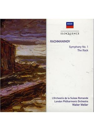 Rachmaninov - SYMPHONY NO.1 - THE ROCK
