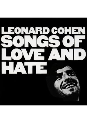 Leonard Cohen - Songs Of Love And Hate (Music CD)