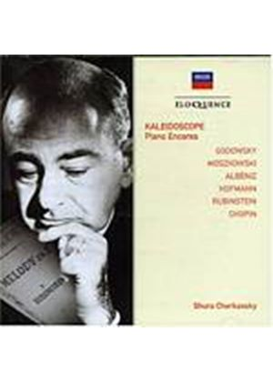 Shura Cherkassky - Kaleidoscope: Piano Encores (Music CD)