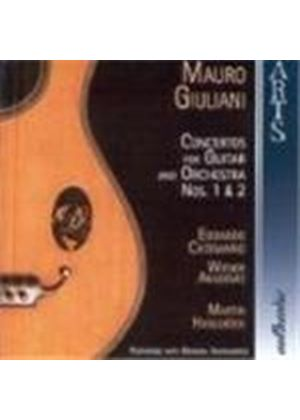 Mauro Giuliani - Concertos For Guitar And Orchestra Nos. 1 And 2 [SACD/CD] (Music CD)