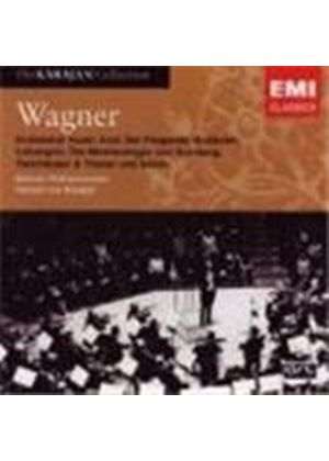 Wagner: Operatic Overtures and Preludes