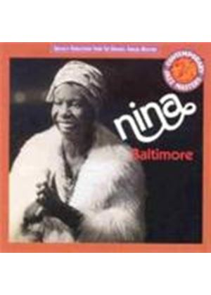 Nina Simone - Baltimore (Music CD)