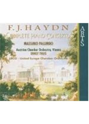 Haydn: Complete Piano Concertos (Box Set) (Music CD)