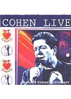 Leonard Cohen - Live In Concert (Music CD)
