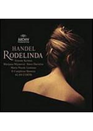 George Frideric Handel - Rodelinda (Curtis, Il Complesso Barocco) (Music CD)