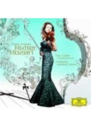 Anne Sophie Mutter - VIOLIN CONCERTOS 2CD