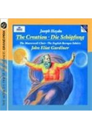 Joseph Haydn - The Creation (Gardiner, English Baroque Soloists) (Music CD)