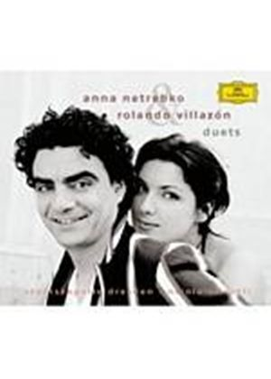 Anna Netrebko And Rolando Villazon - Duets (Music CD)