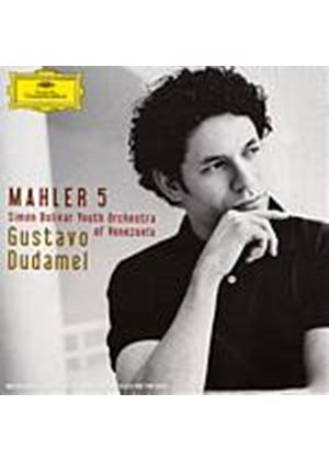 Gustav Mahler - Symphony No. 5 (Simon Bolivar, Youth Orchestra) (Music CD)