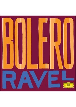 Maurice Ravel - Bolero (Ozawa, Boston SO) (Music CD)