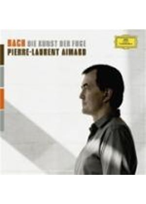 Pierre-Laurent Aimard - Bach - The Art of Fugue (Music CD)